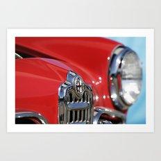 Alfa Romeo - Milano Art Print