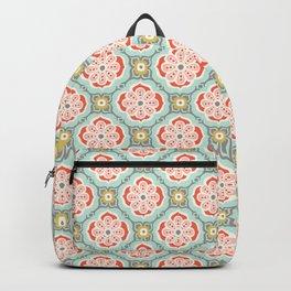 Alhambra Tile Backpack