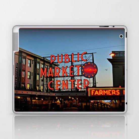 Seattle Laptop & iPad Skin