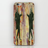 black butler iPhone & iPod Skins featuring Butler . by Connor Purnell