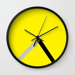 Mr. Blonde  Wall Clock