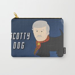 Scotty Dog Carry-All Pouch