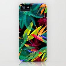 Palm Trees Slim Case iPhone (5, 5s)