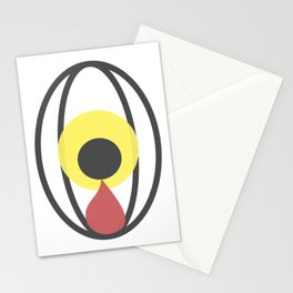 saures haus Stationery Cards