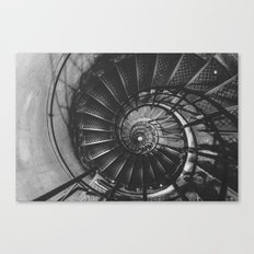 Infinite Spiral Canvas Print