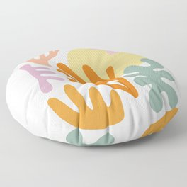 Seagrass + Sun Floor Pillow