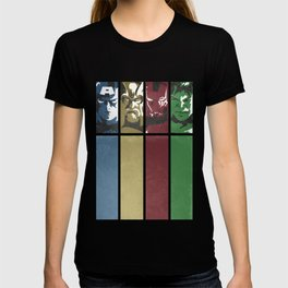 Vintage Avengers Film Poster T-shirt