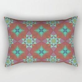Aesthetics: abstract pattern Rectangular Pillow