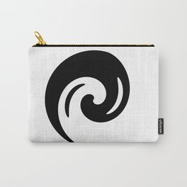 Yin Yang Exagerated Carry-All Pouch