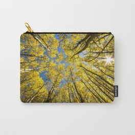Trees Up Above Us Carry-All Pouch