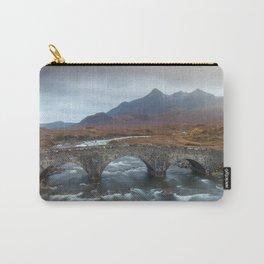 Sligachan Old Bridge Carry-All Pouch