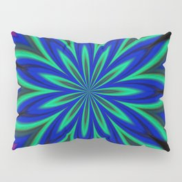 Retrodelic Pillow Sham
