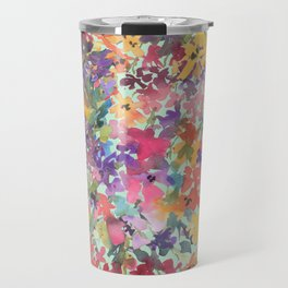 Prairie Wildflowers Travel Mug