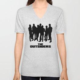The Outsiders movie Unisex V-Neck