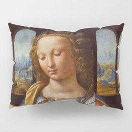 """Leonardo da Vinci """"Madonna of the Carnation"""" Pillow Sham"""