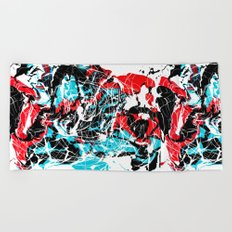 Embryo Beach Towel
