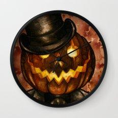 Dapper Jack Wall Clock