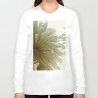 palm trees Long Sleeve T-shirts featuring Palm Trees by The ShutterbugEye