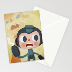Megaman Stationery Cards