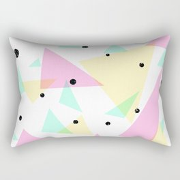 i have no idea of what i'm doing Rectangular Pillow