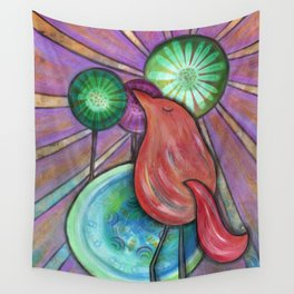 Stand Tall and Proud Wall Tapestry