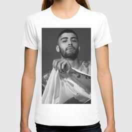 Zayn Malik Paper Magazine T-shirt
