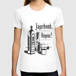 Jagerbomb, Anyone? T-shirt