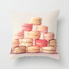 A Treat For The Pharaoh Throw Pillow