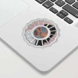Mac Miller The Devine Feminine Sticker