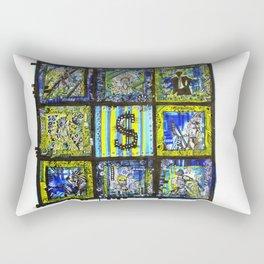 Fashion through time Rectangular Pillow