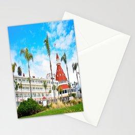 Hotel Del Coronado Stationery Cards