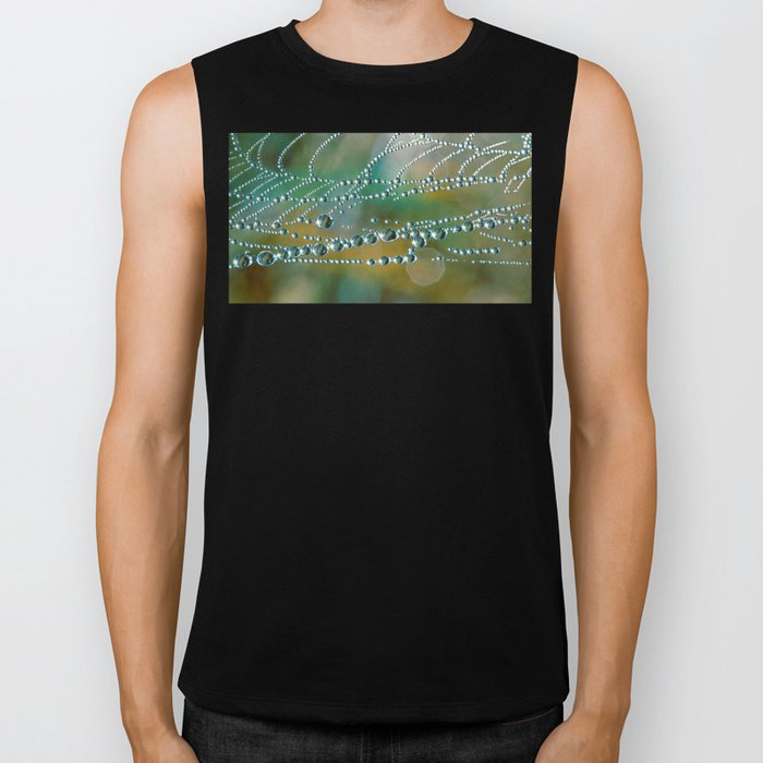 country lights Biker Tank