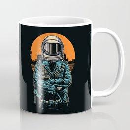 Rebel Astronout Coffee Mug