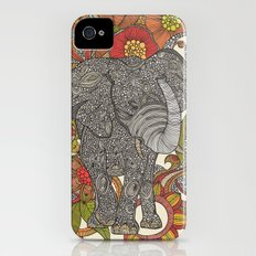 Bo the elephant iPhone (4, 4s) Slim Case