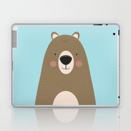 Bears Are Friendly Laptop & iPad Skin
