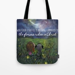 Glorious Riches Tote Bag