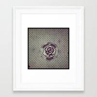 portlandia Framed Art Prints featuring portlandia 3.0 by goldcadillac