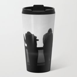 Looking to the past Travel Mug