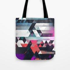 dythyr dysystyr Tote Bag