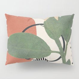Nature Geometry III Pillow Sham