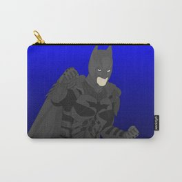 Bat man (The Dark Knight)(Vector Art) Carry-All Pouch