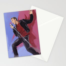 The Music of My Soul Stationery Cards
