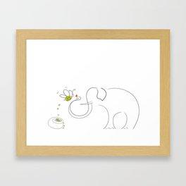 Siphant Framed Art Print