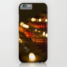 Cathedral Candles iPhone 6s Slim Case