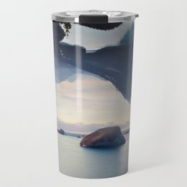 Ocean and Forest Travel Mug