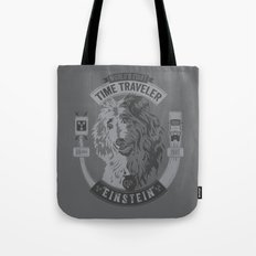 World's First Time Traveler Tote Bag