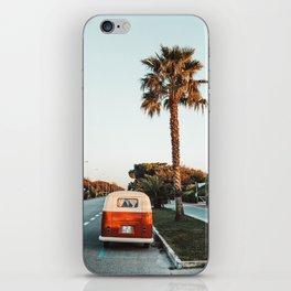 Summer Road Trip iPhone Skin