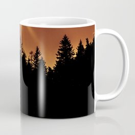 Golden Sun Coffee Mug