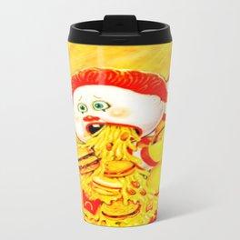 Ronald Over Eater Travel Mug