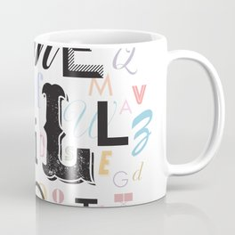 Time Will Tell Coffee Mug